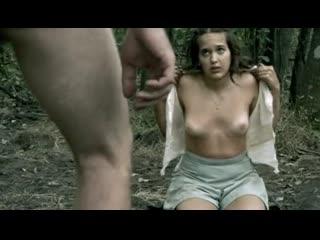 П&в +18 изнасиловали девушек в лесу (порно, секс, force, минет, кунилингус, анал, сиськи, домашнее)