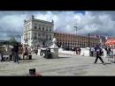 Площадь Лиссабона praca do Comercio