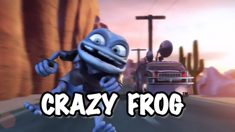 Crazy Frog I Like To Move It Official Video