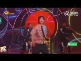 [FANCAM] 180624 YiBo & Cheng Xiao - Dance showdown @ Happy china graduation night