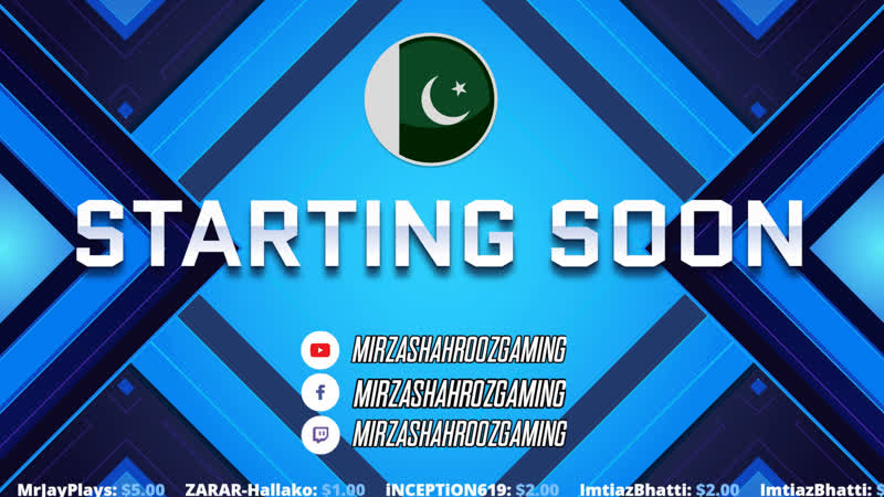 Season 7 is here Mirza Shahrooz Gaming is Live Now Join US MSG PUBG UCGiveaways CustomRooms