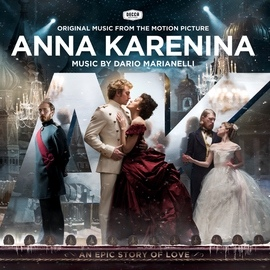 Dario Marianelli альбом Anna Karenina (Original Music From The Motion Picture)