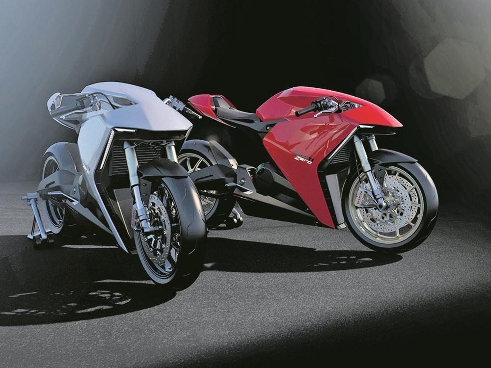 Ducati работают над идеальным электроциклом