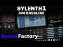 Sylenth1 Tutorial: How to make 808 Basslines ( Free Preset)