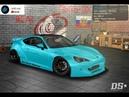 Игра Drift Sports|| Дрифт на Subaru BRZ Rocket Bunny v2|| 1 и 5 трек ||