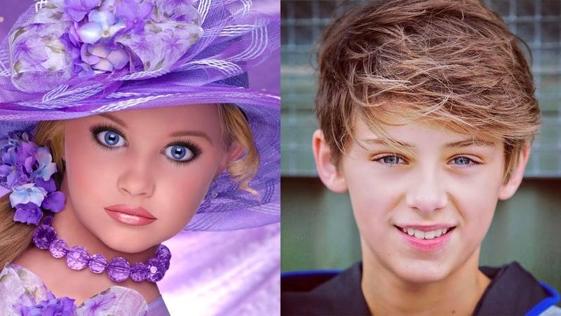 Самые красивые дети в мире Топ 10