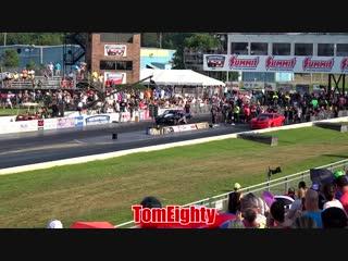 Street Outlaws Monza Drag Racing in Memphis