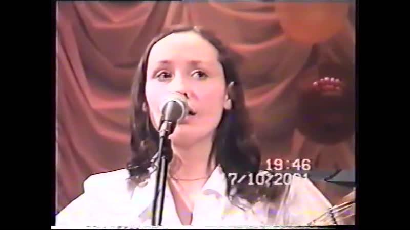 КСП НК клип-нарезка 2000-2001 Я в этой комнате жила
