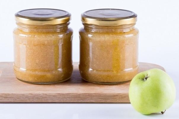 Яблочный конфитюр