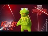 Kermit The Frog Freestyle - 2018 XXL Freshman