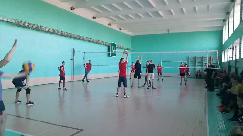 волейбол юноши 2001г.р. и младше