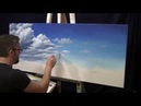 Time Lapse Paintings by Marc Doiron Lost Treasure