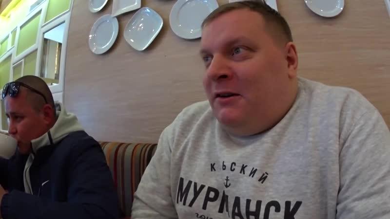 Канал Хочу пожрать приехали в Москву. Хочу ПожратьTV vs Гриша (Полное ТВ)