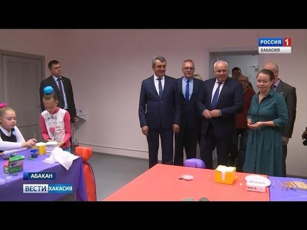 Сергей Меняйло принял участие в открытии КДЦ Заречье. 03.09.2018