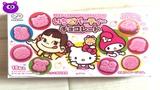 Peko Chan &amp Hello Kitty Mini Chocolates!