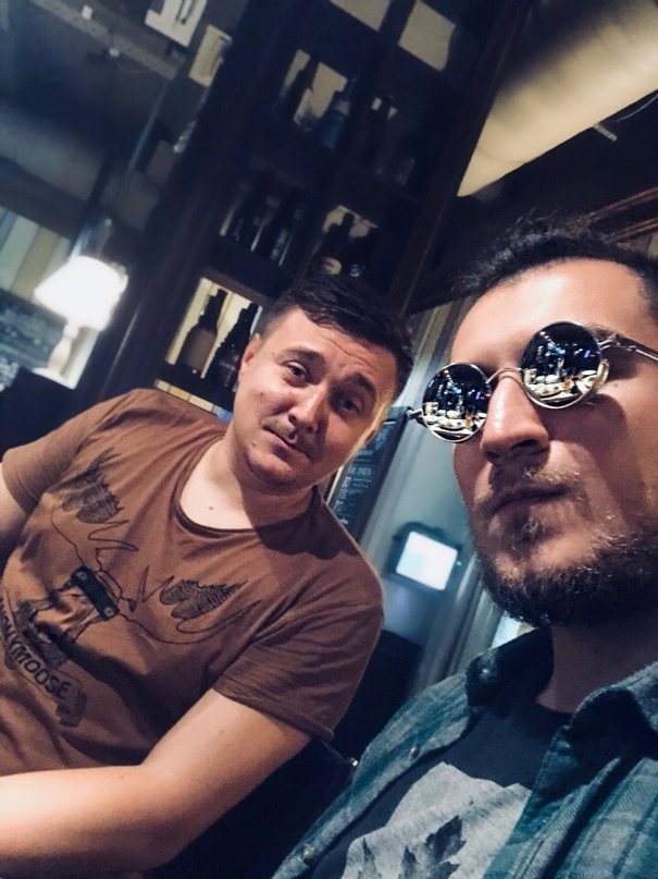 Денис Суладзе | Москва