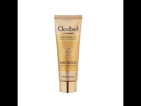 Cledbel Gold Collagen Lifting Mask Отзыв!!