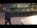 В Киеве Бук врезался в торговый центр!