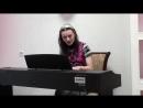 Юлия Полторацкая - Россия и Украина живой концерт,фортепиано