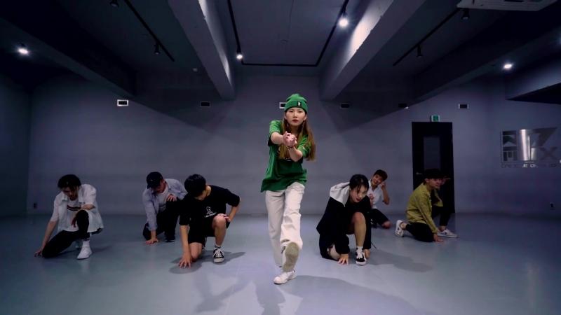 Chris Brown, Tyga - Bitches N Marijuana ¦ ALL.K choreography ¦ Prepix Dance Studio