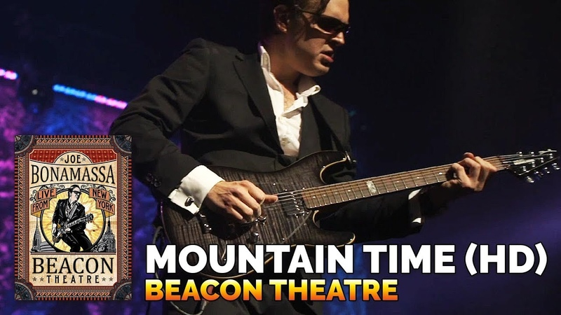 Joe Bonamassa Official - Mountain Time - Live at the Beacon Theatre (HD)