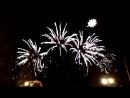 Салют посвещёный дню города Новодвинска