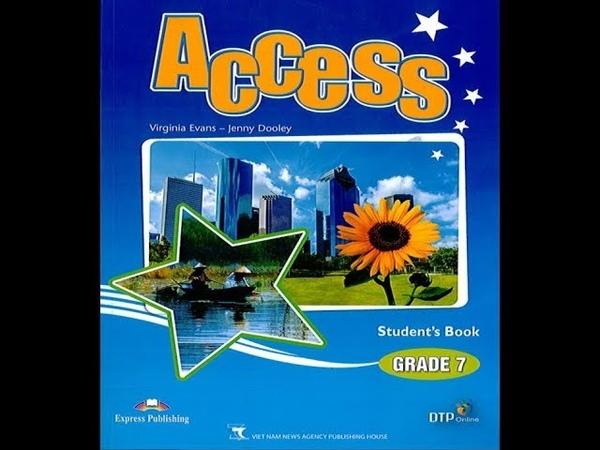 ACCESS GRADE 7 FULL BOOK AND AUDIO