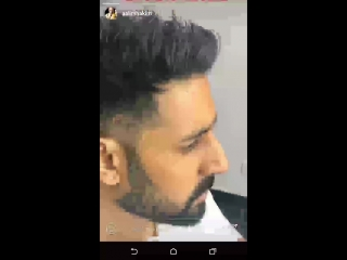 From Aalim Hakim instagram story @juniorbachchan - AB_junior Abhishekbachchan Abhishek_bachchan_ar Bollywood India celebrities h