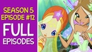 Winx Club Season 5 Episode 12 Test of Courage Nickelodeon [HQ]