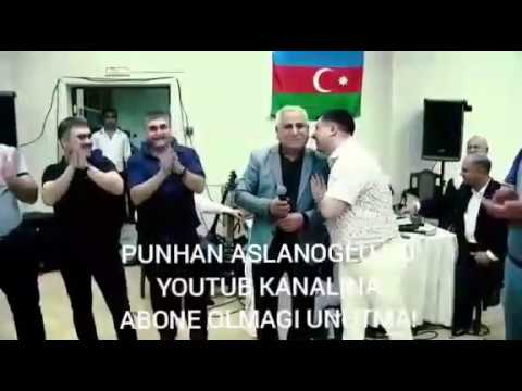 Cox Deyerli Sozlerdi Dinlemeye deyer Mugam Ziyafeddin Xelilov Saratov Toyu canli 2018