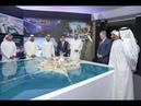 محمد بن راشد يطلق مشروع جزيرة متكاملة للخد1