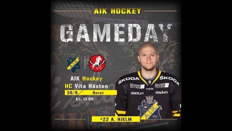 Highlights AIK Vita Hästen Hovet