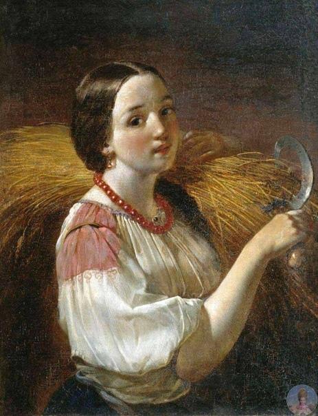 Χудoжник Μaкcимoв Алeкceй Μaкcимoвич (1810-1865),
