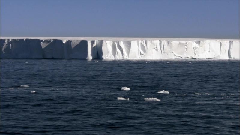 BBC Земля Мощь Планеты серия 3 Лёд 2007