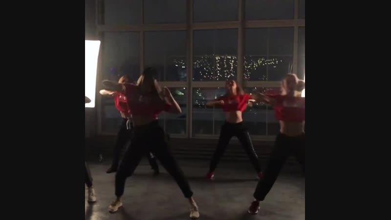 TEASER / класс LA Style hip-hop/ Хореограф Юлиана Ионова