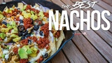 The Best Nachos Recipe SAM THE COOKING GUY 4K