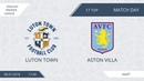 AFL18. England. Premier League. Day 17. Luton Town - Aston Villa