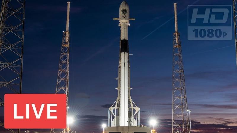 WATCH LIVE: SpaceX to Launch Falcon 9 Block 5 Rocket SpaceIL Lunar Lander @8:45pm EST