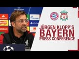 Alisson and Klopp's Champions League press conference | Bayern Munich v Liverpool
