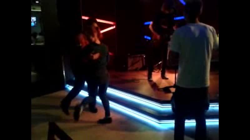Чарльстон 20-х. Лёша и Даша в Hard Rock Cafe под The Jumping Cats