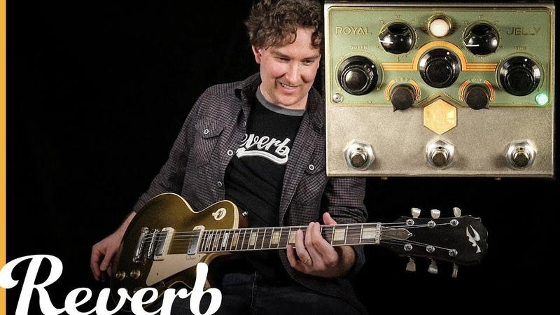 Beetronics Royal Jelly OverdriveFuzz Blender | Reverb Tone Report