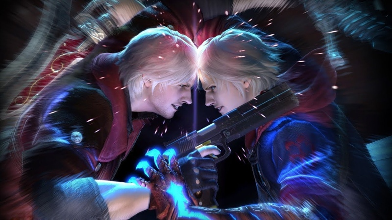 Devil May Cry 4 - Seven Nation Army (The Glitch Mob Remix) | GMV