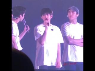 180714 EXO Baekhyun & Suho @ The Elyxion in Seoul [dot] D-2