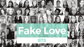 BTS - Fake Love (international cover by people from 29 countries)