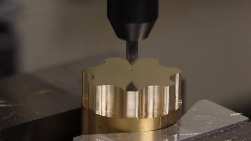 Точнейшая обработка металла в мире
