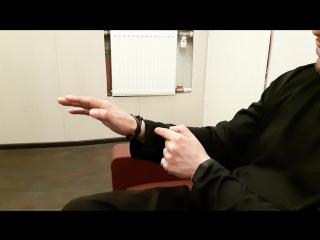 Механика руки || Робот