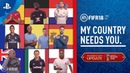 FIFA 18 World Cup - My Country Needs You Trailer | PS4
