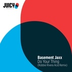 Basement Jaxx альбом Do Your Thing