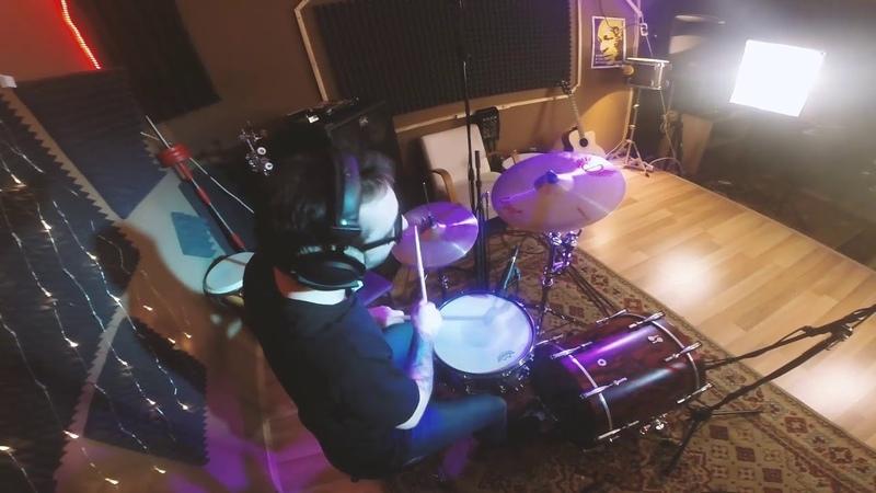 Кровосток - Чебурашка (Drum cover)