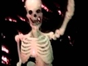 BANNED Footage of a Live Skeleton (NSFW)